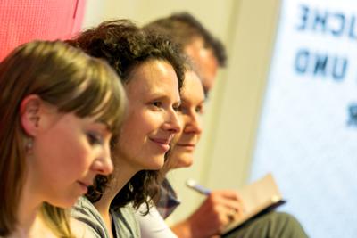 LNDFW Workshop-Teilnehmer