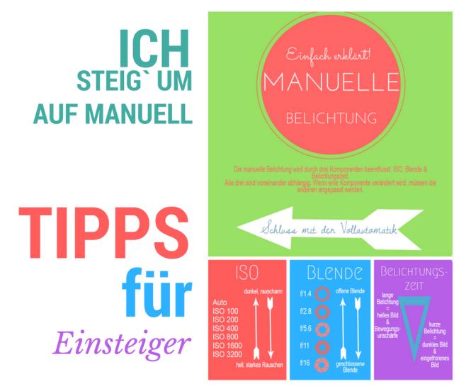 Einsteiger-Tipps: Manuelle Belichtung