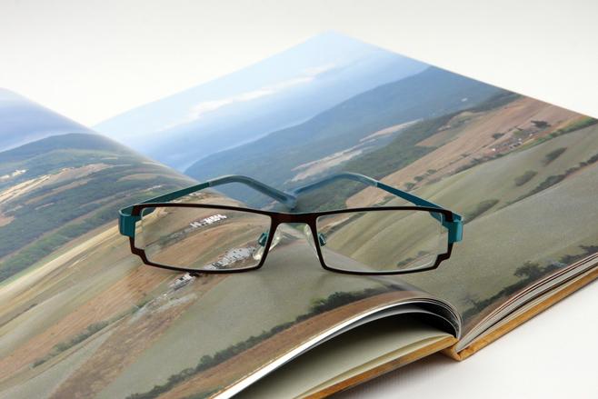 Abschlusskontrolle beim Fotobuch gestalten