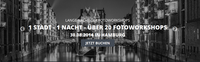 Lange Nacht der Workshops in Hamburg