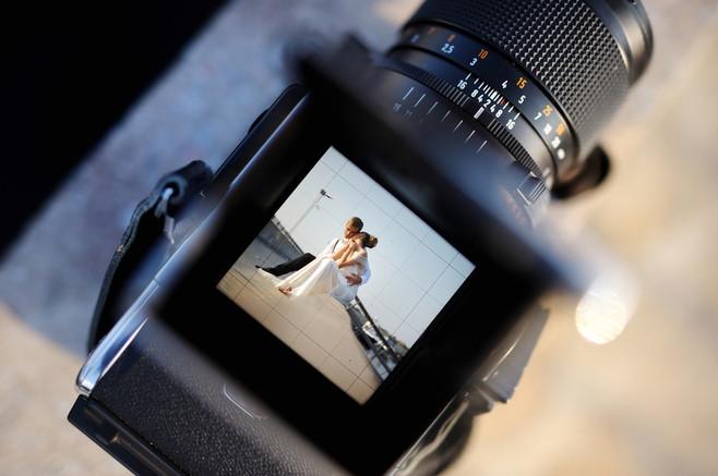 Teure Hochzeitsfotografie
