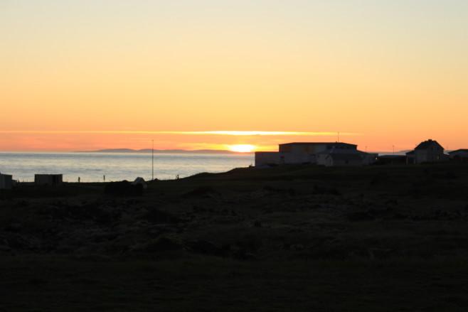 Island Fotoreise - Mitternachtssonne