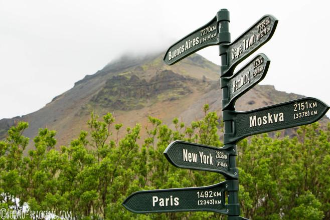 Island Fotoreise - Zum Mittelpunkt der Erde in Arnarstapi