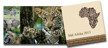 Fotobuch Beispiel Südafrika
