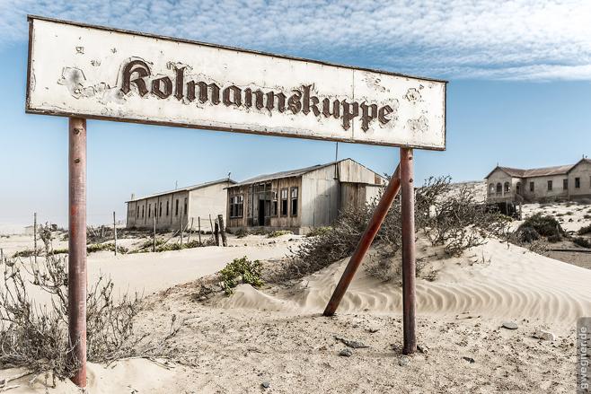 gwegner.de - Kolmanskop
