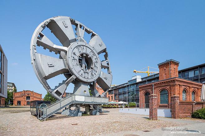 Museum der Arbeit - Trude - Copyright Daniel Peters - http://hamburger-fotospots.de