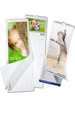Fotokalender 2019 selbst gestalten bei mymoments.de