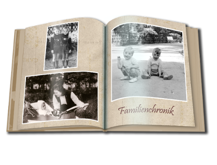 fotobuch familienchronik