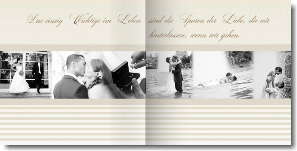 Hochzeitsfotobuch | my moments Fotobuch, einfache Software