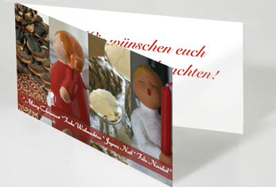 Weihnachtskarten erstellen online gestalten for Weihnachtskarten erstellen